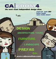 Link to CA Boom in the blogs this weekend