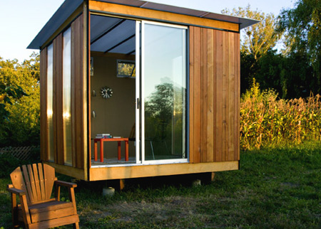 Link to Modern sheds, cabanas, and studios