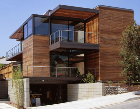 Green homes and leed certification prefabcosm for Leed certification for homes