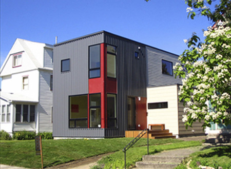 Link to Hive Modular on Minneapolis Home Tour