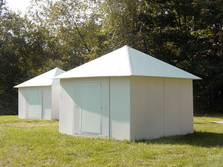 Link to Global Village Shelters