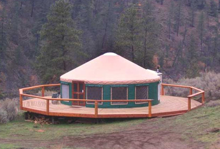 Link to Yurts!