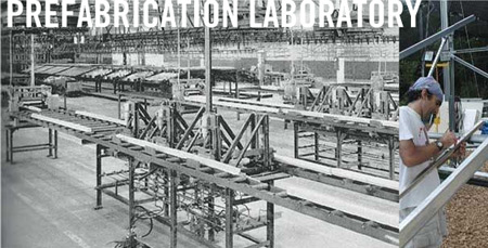 Link to Prefabrication Laboratory
