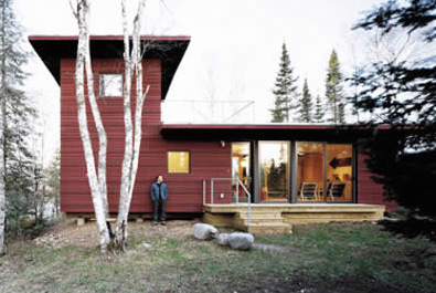 Link to Kiplinger's on prefab