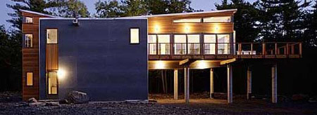 Link to This week: looking for affordable prefab and volunteers