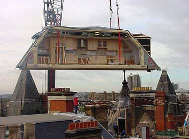 Link to Prefab penthouse