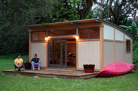 Prefab and modular homes available kit prefabcosm for One bedroom home kits