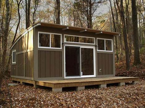 modular home small modular homes cabins. Black Bedroom Furniture Sets. Home Design Ideas