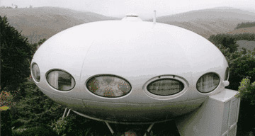 Image for The Futuro House