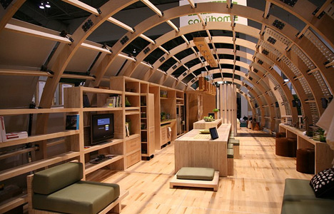 Link to Cutting-edge eco-friendly prefab tours Canada