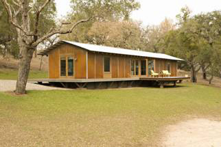 Link to HOM Escape in Style: modern manufactured homes