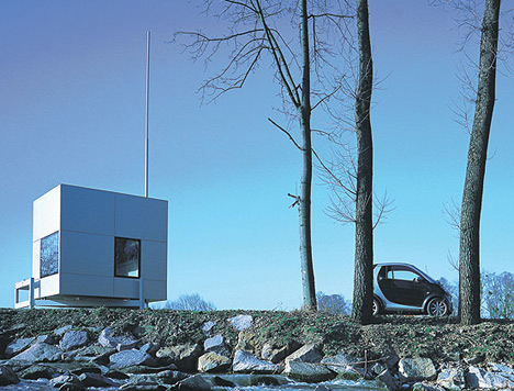 Link to The Daily Telegraph looks at prefab options
