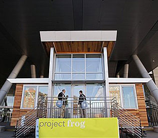 Link to Modular classroom from Project Frog