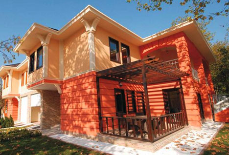 Link to Prefabs in Turkey