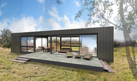 Prefab and modular homes available 100k 199k for Prix maison prefab
