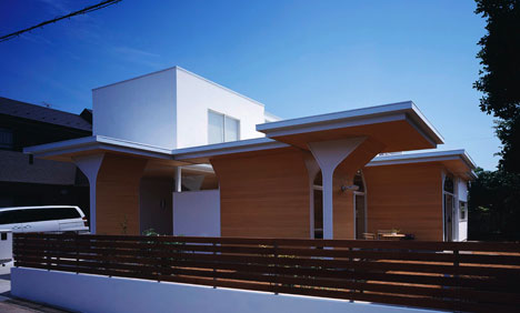 Link to The Kokage House in Japan