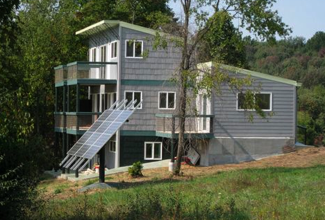 Link to Eco Structures in West Virginia
