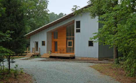 Link to Modular home by Studio B Architecture in Orange County, NC