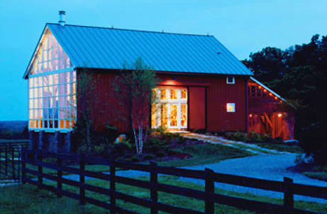 Link to New River Bank Barn renovation by Blackburn Architects