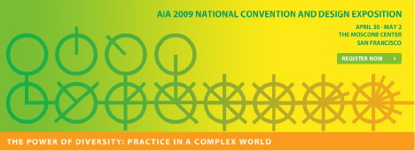 Link to AIA Expo April 30 - May 2, 2009