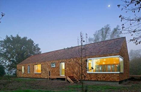 Link to Cedar House by Hudson Architects