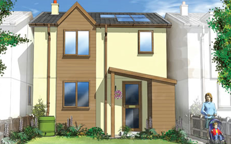 Link to Viridis Homes in UK