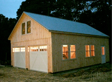 Prefab shed prefabcosm for Pre built barn homes