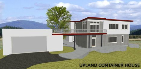 Link to Container house in Upland, California
