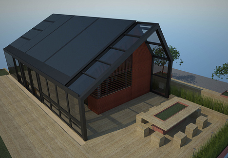 Link to  ICON Solar House by University of Minnesota