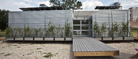 Link to ZEROW HOUSE by Rice University
