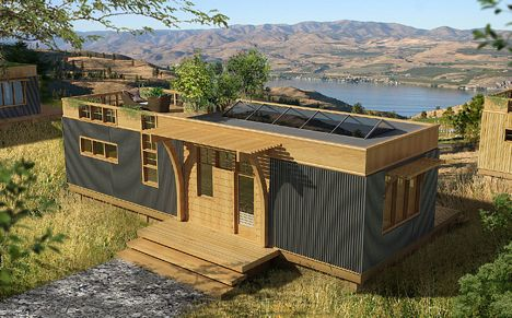 Prefab And Modular Homes Available 1 Bedroom