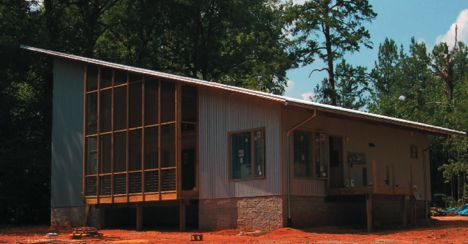Prefab and modular homes available sips prefabcosm for Sip garage kits