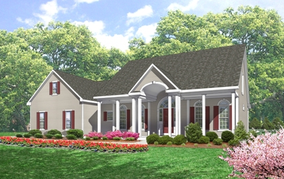 traditional 3 bedrooms 2,137 square feet modules