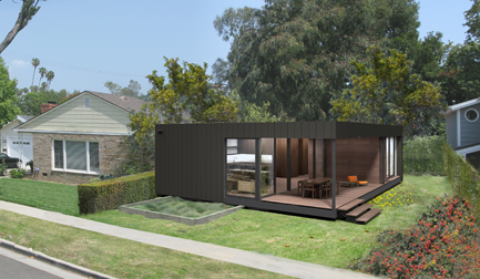 prefab and modular homes: available; 2 bedrooms - prefabcosm