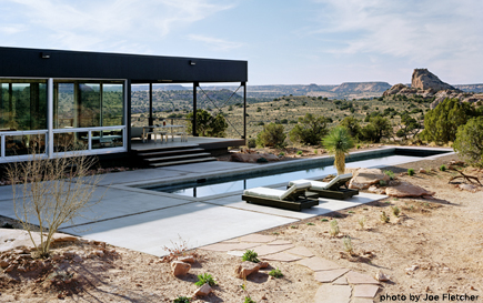 Prefab and modular homes available 2 bedrooms prefabcosm for Prefab adobe homes